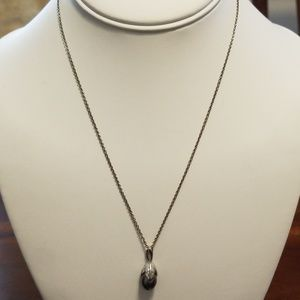 Honora pearl necklace in sterling silver